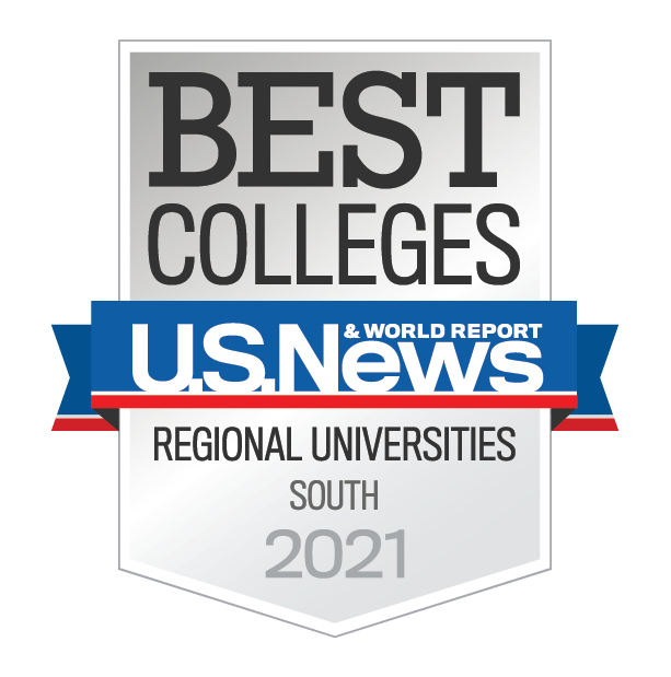U.S. News - Best Colleges 2021 - Regional Universities South
